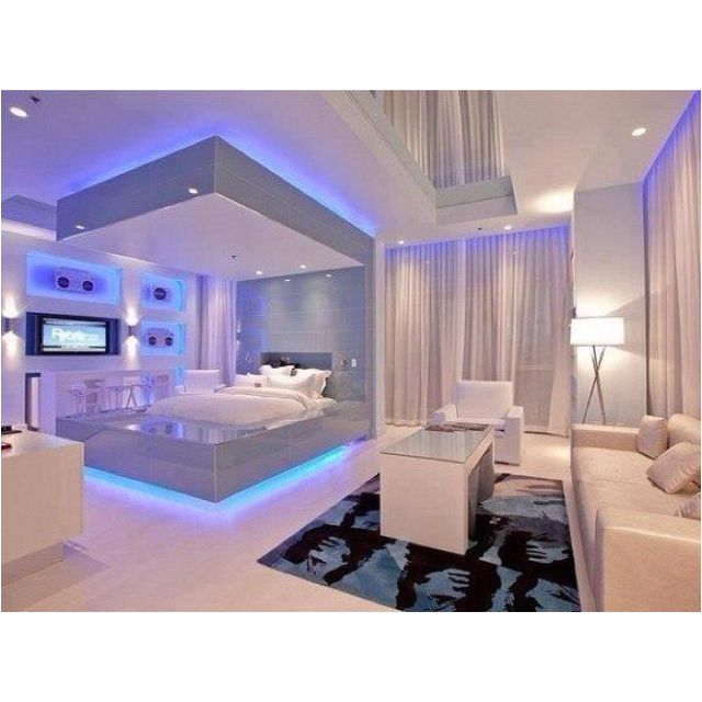 dream bedrooms 26 futuristic bedroom designs ABLXDUR