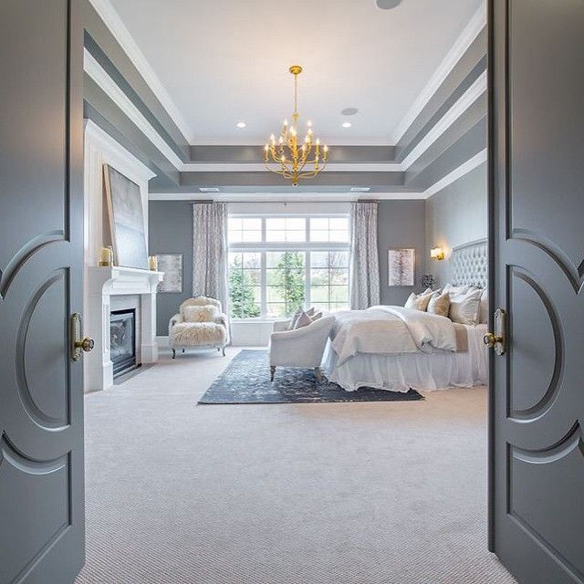 dream bedrooms master suite #highlandcustomhomes #24highlandhideawaymanor photography by  nick bayless photography ZDGKKCR