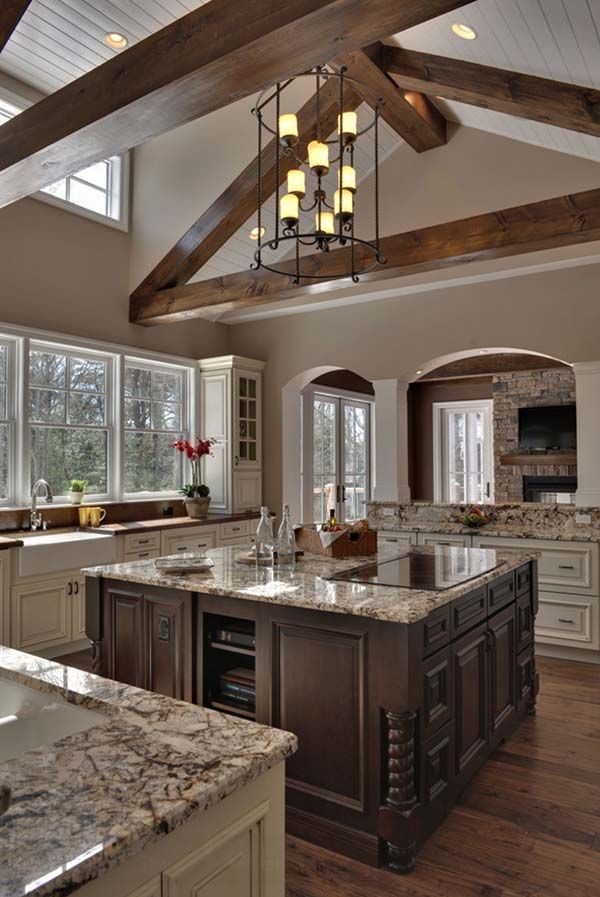 dream kitchens 10 fabulous kitchen design tips for 2015 GYRLJQI