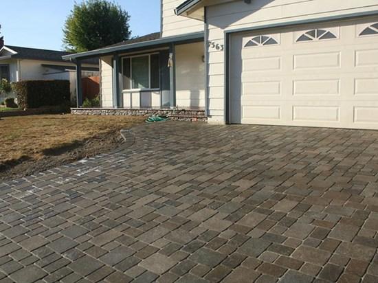 driveway pavers brown concrete pavers site br landscapers, concrete u0026 pavers pleasanton, ... ARQAKAK