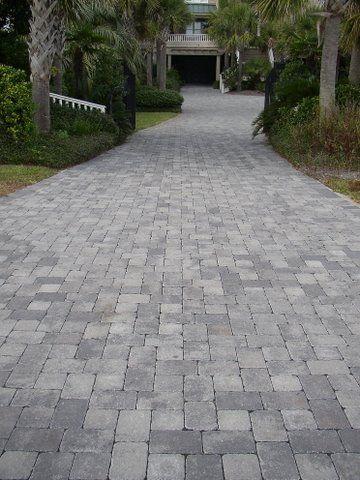driveway pavers tumbled cobblestone concrete paver driveway WMCHEUR