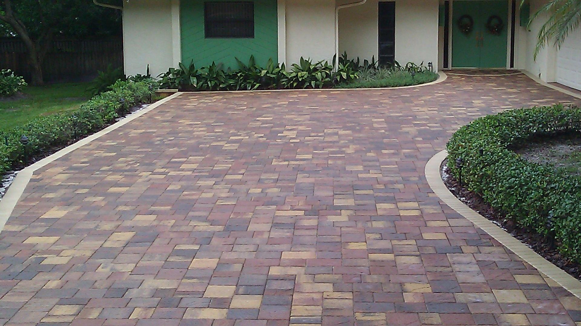 driveway pavers we install paver driveway GATRRPX