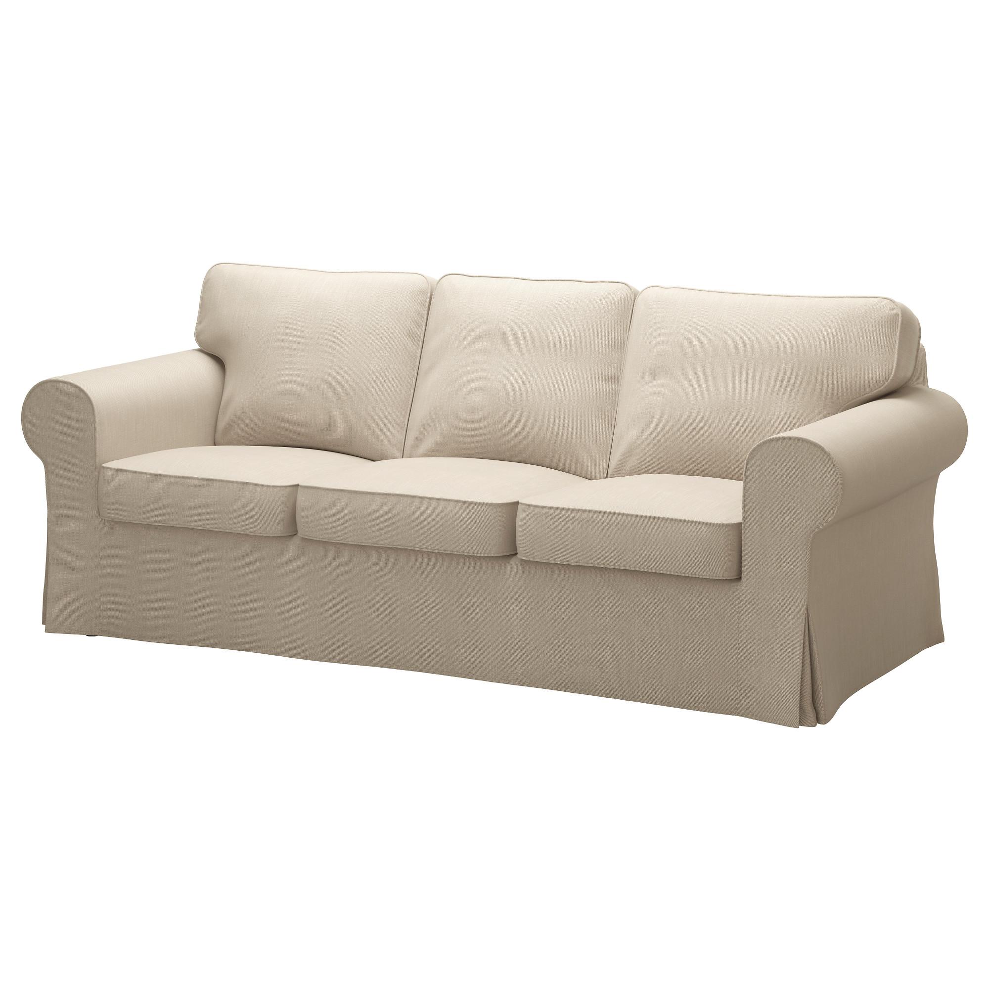 ektorp sofa - lofallet beige - ikea AVZXDJO