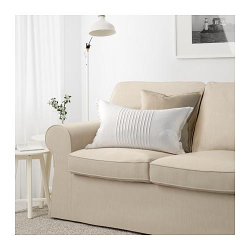 ektorp sofa - nordvalla light blue - ikea PKATUPW