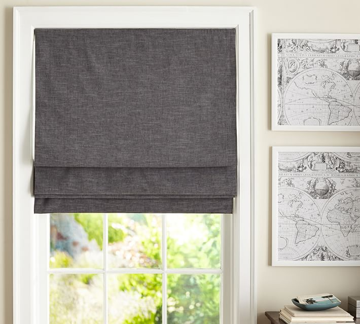 Roman shades for your window
