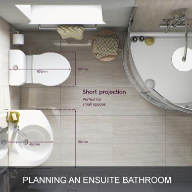 en suite bathroom ... planning an ensuite bathroom MWZMPHQ