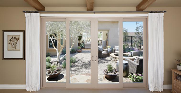 energy star and beyond. montecito series patio doors ... HQANTQD