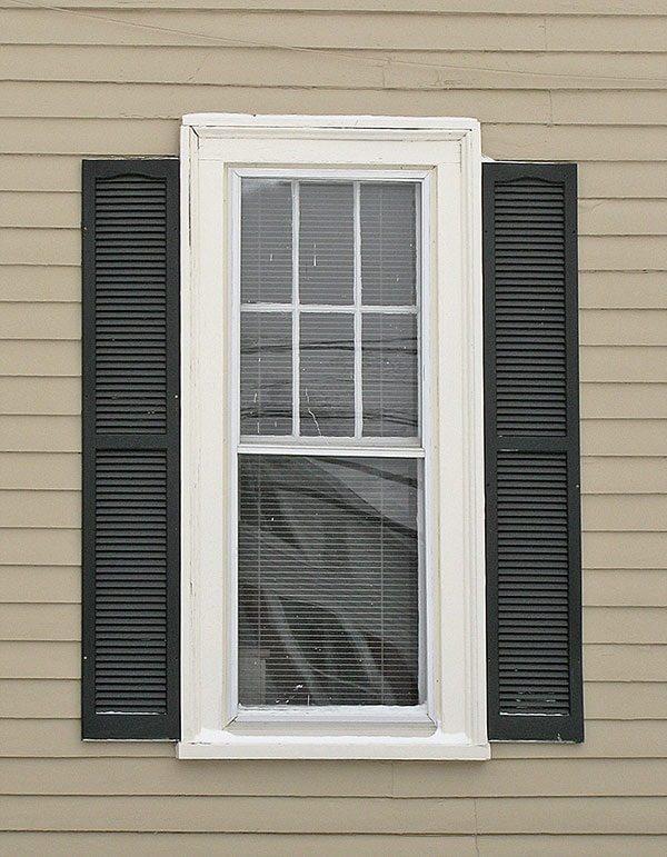 Most designer window shutters