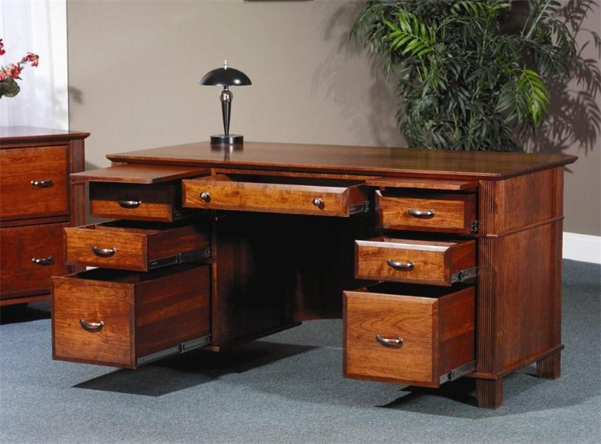 How much comfort are you obtaining from your executive desk?