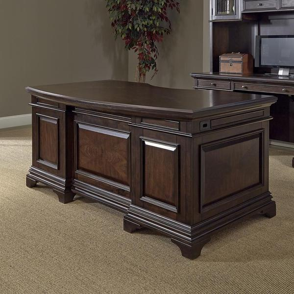 executive desks drake 72-inch executive desk ZADNBQI