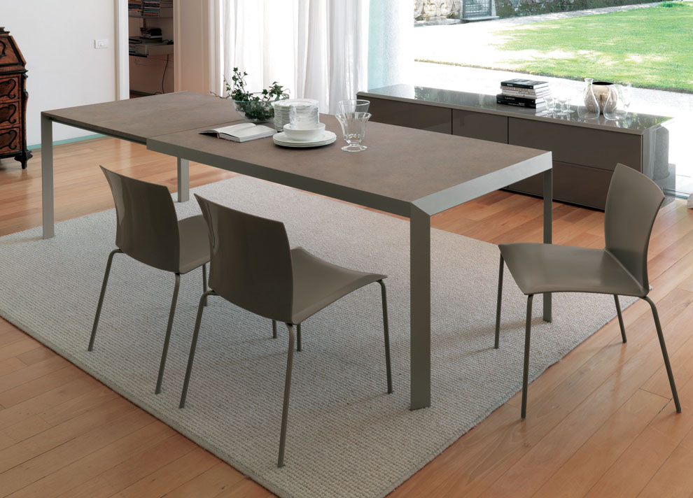 extendable dining table image of: modern-extendable-dining-table-design GGUWSPH