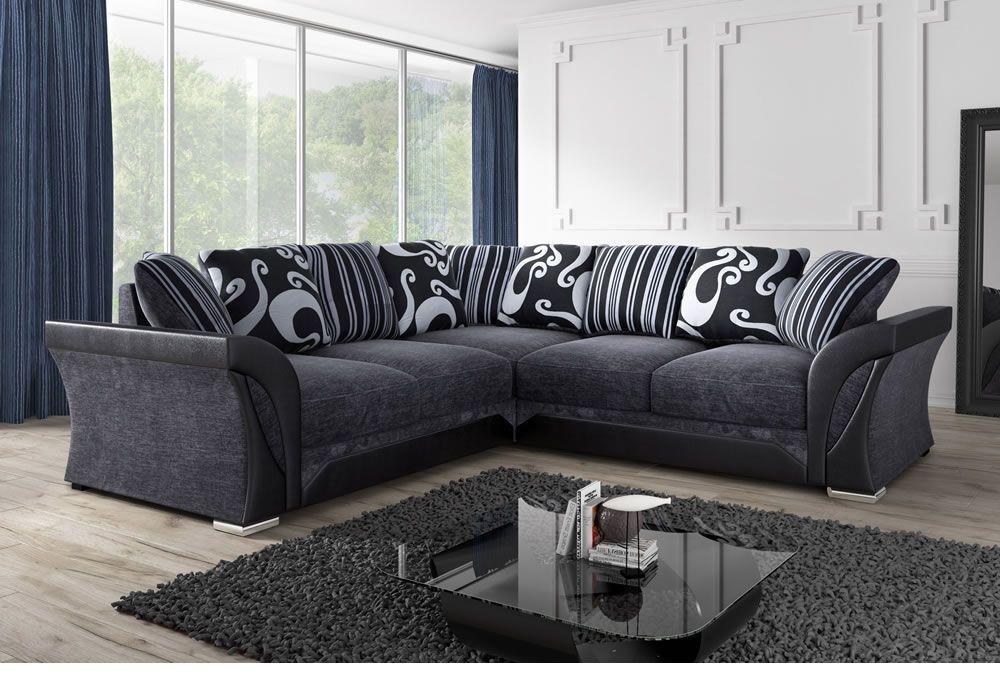 fabric corner sofa - sd070 KEJEZXW