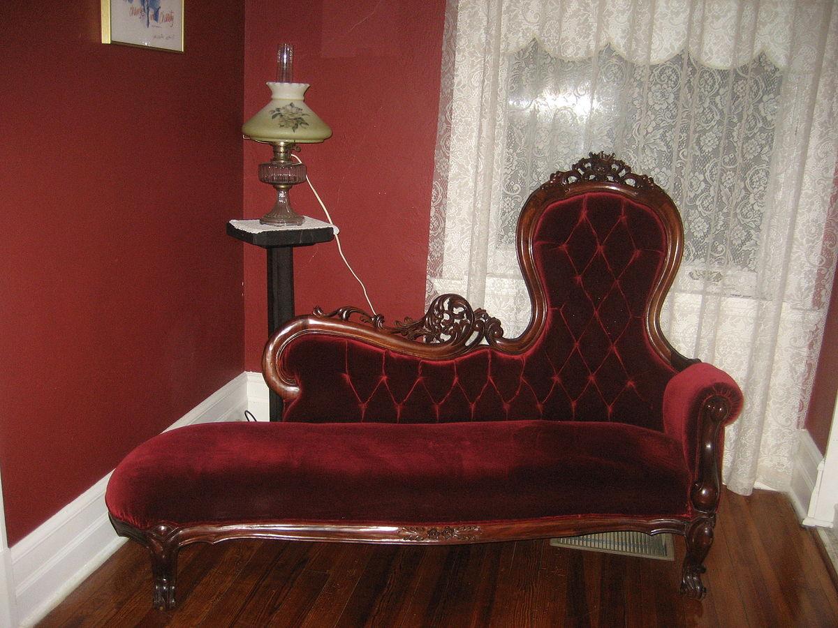 fainting couch - wikipedia KCGAXFG