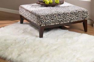 faux fur rug amazon.com: softest french white sheepskin faux fur shag rug feels u0026 looks YBWNWHH