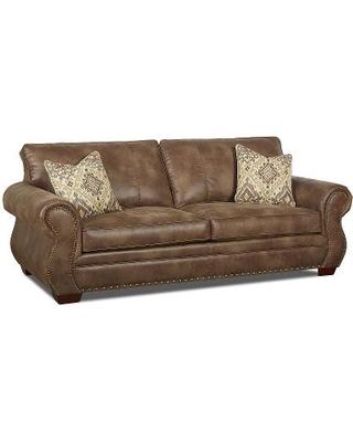faux leather sofa burk faux-leather sofa SGGTBQW