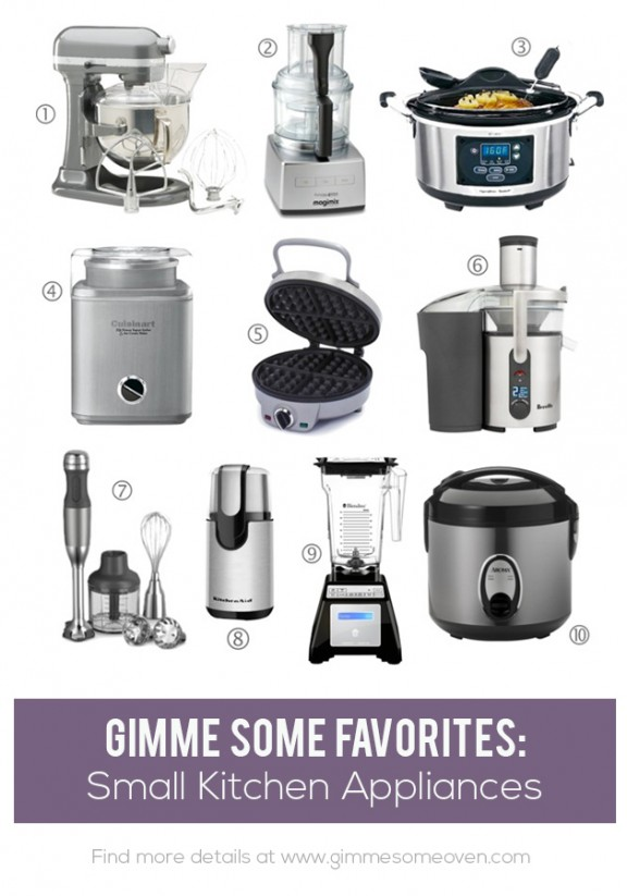 favorite small kitchen appliances DCMULPF