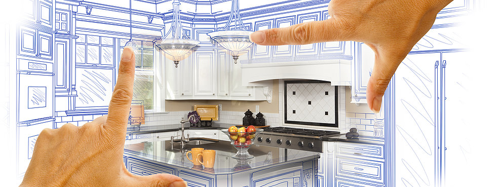 female hands taking a photo of the kitchen,by dreambuilders home remodeling,  www. VJOZQTJ