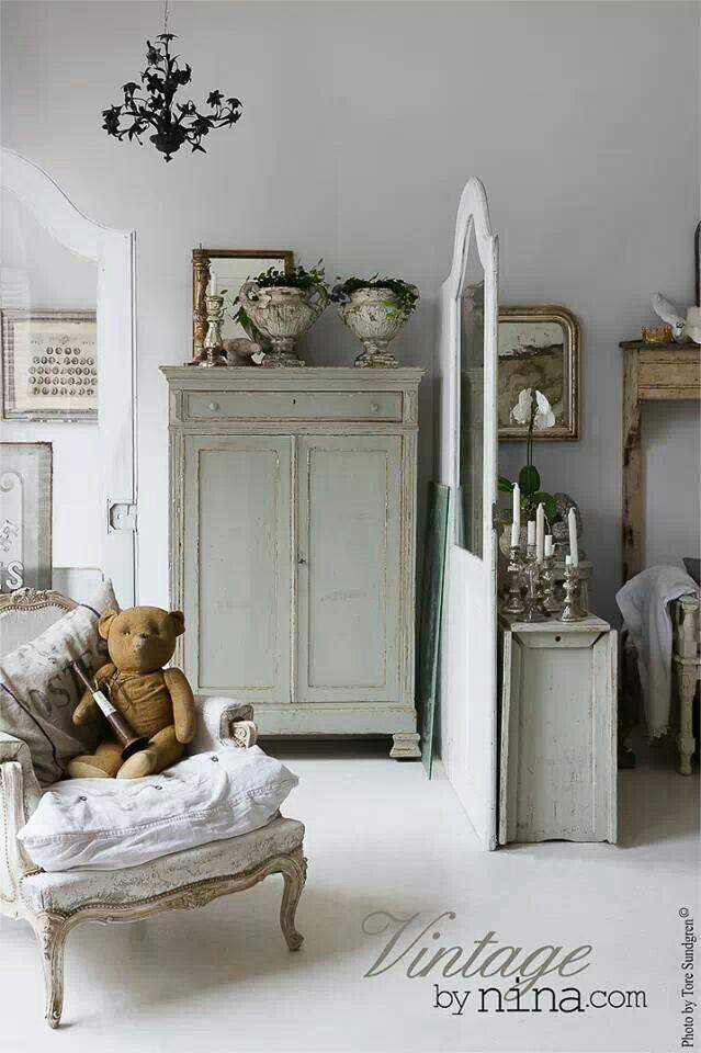 Vintage home décor ideas