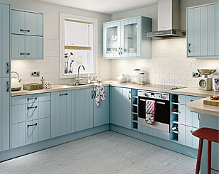 fitted kitchens blue tongue u0026 groove CNDDTXP