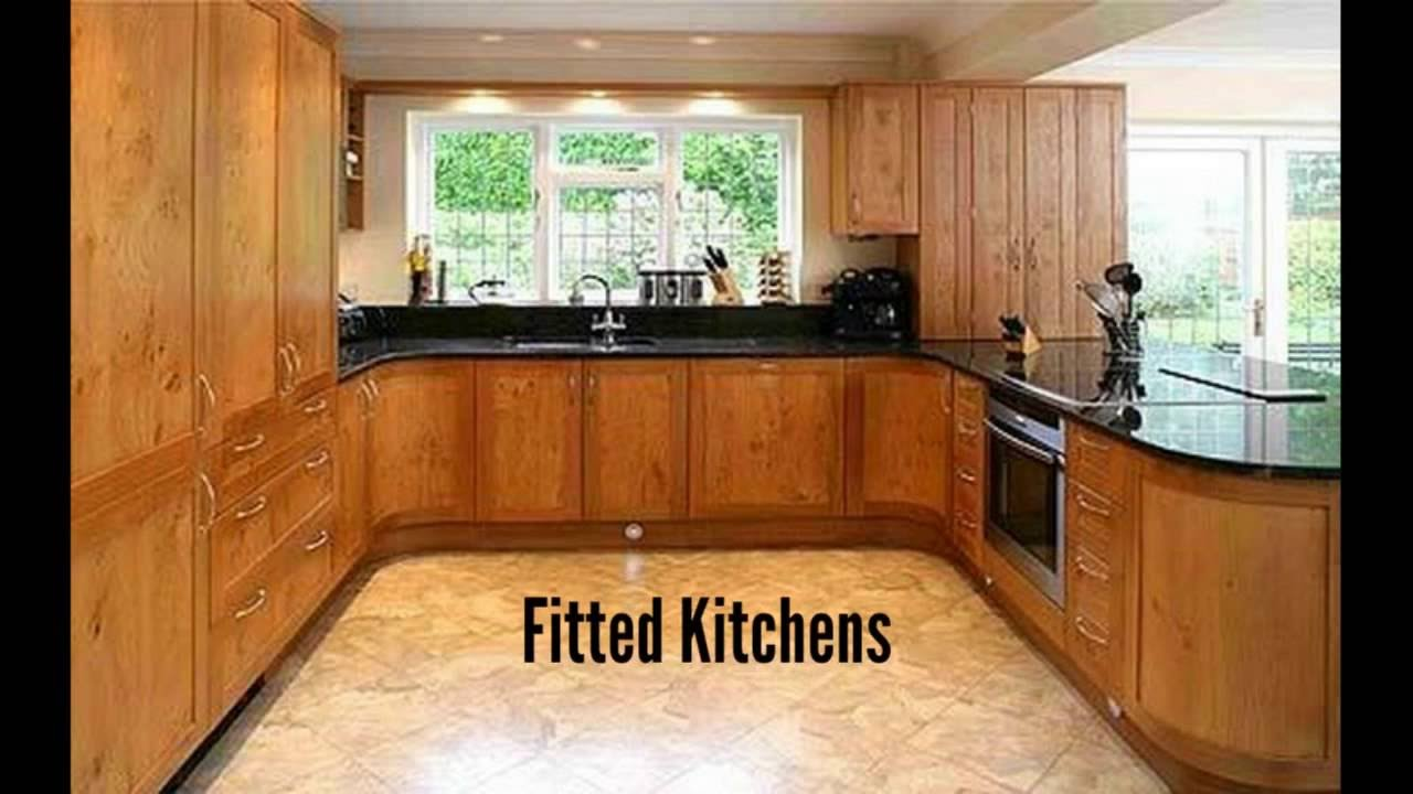 fitted kitchens - kitchen designs photo gallery EFBLTRP