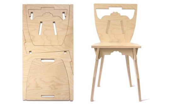 flat pack furniture studiolo-ed01 WAPICEL