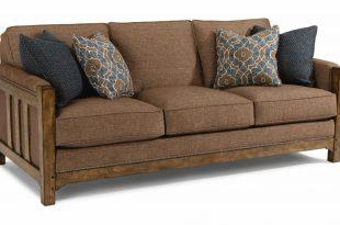 flexsteel sofa fabric sofa GYANEEU