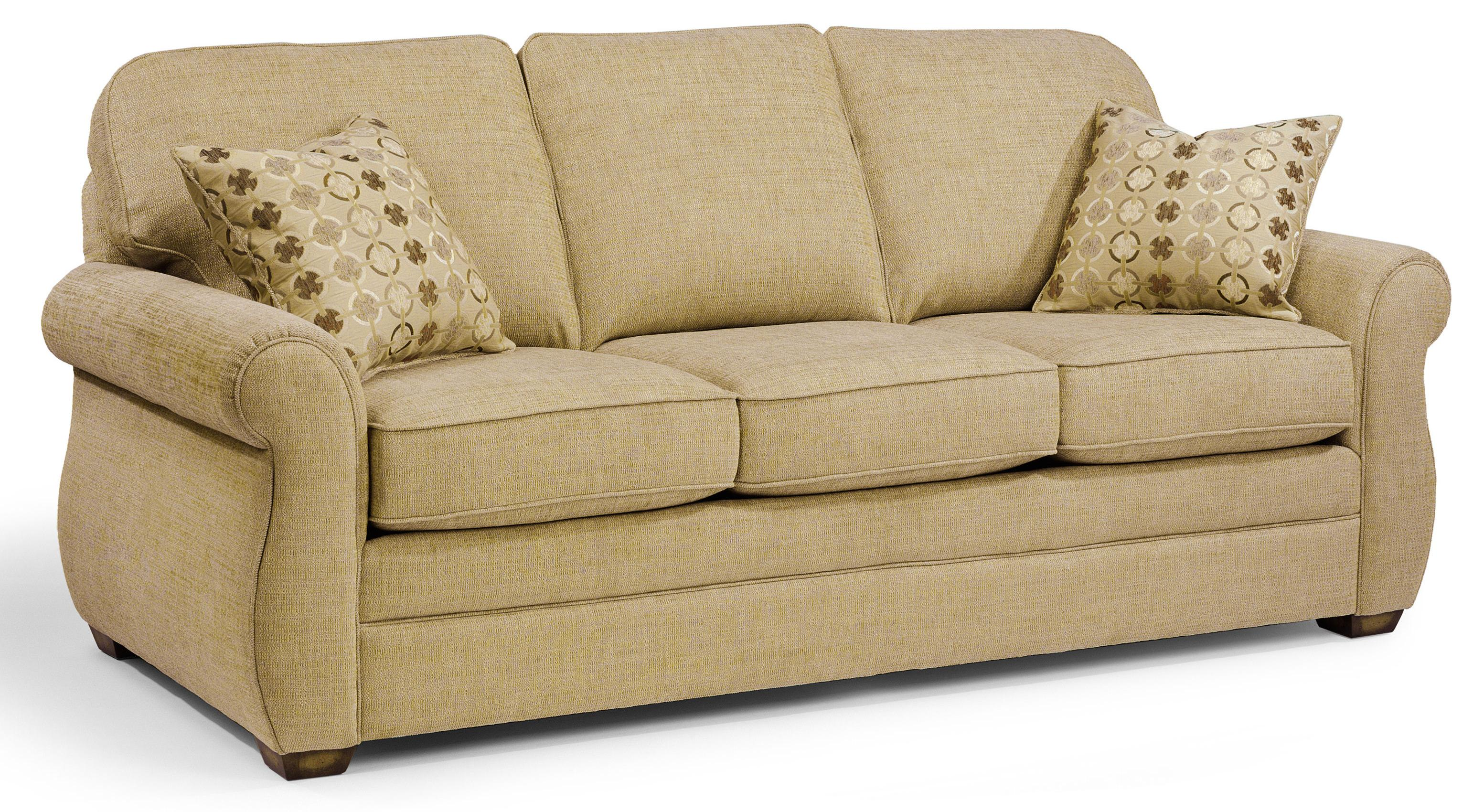 flexsteel sofa flexsteel whitney sofa - item number: 5643-31 TBZRJQA
