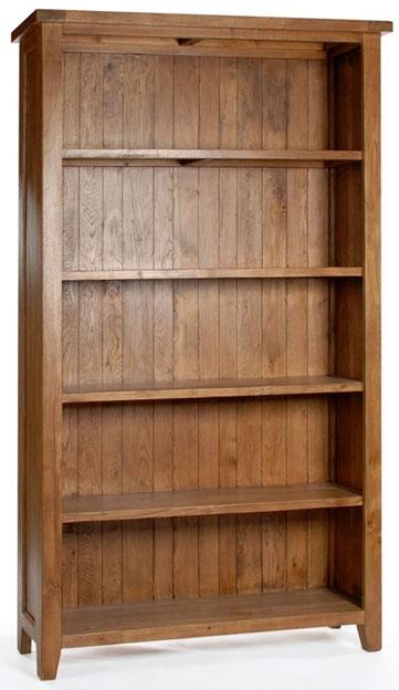 florence large bookcase | oak furniture solutions FYSOFSU