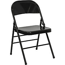 foldable chairs top rated hercules metal folding chairs, black (select quantity) FYVDJPO