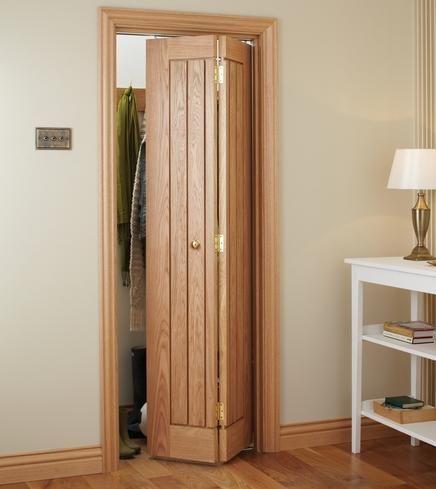 folding doors dordogne oak bi-fold | internal hardwood doors | doors u0026 joinery | howdens UZIHZTQ