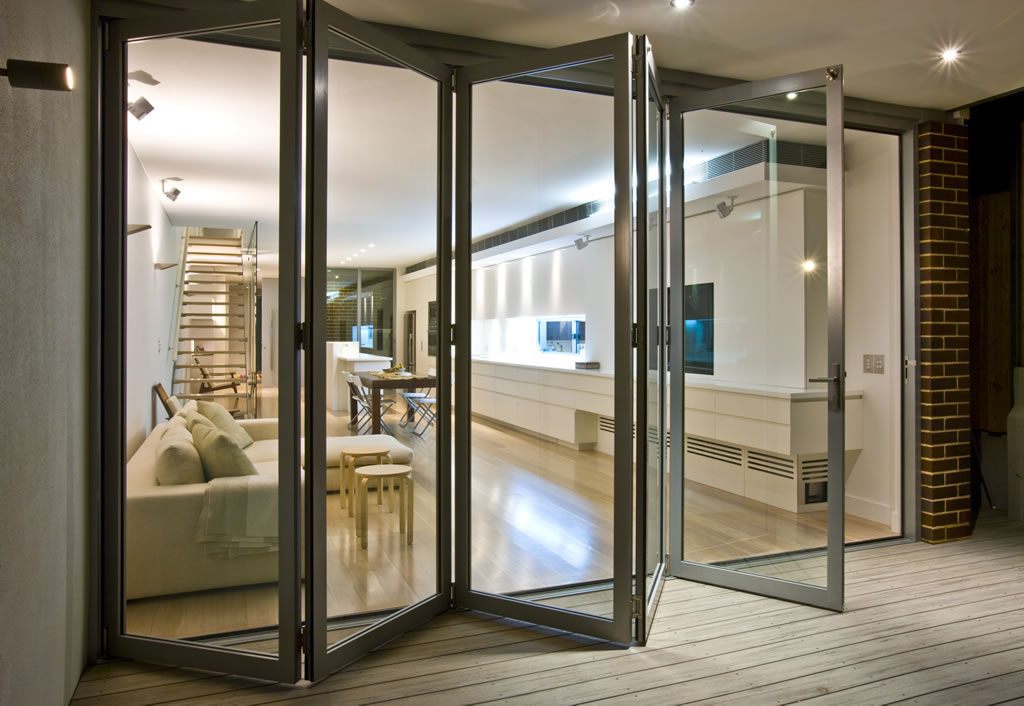 Folding doors for your home