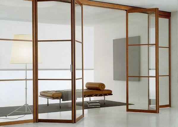 folding doors #rimadesio siparium folding door - design glazen binnendeuren | rimadesio  italiaans design LGSGUJN