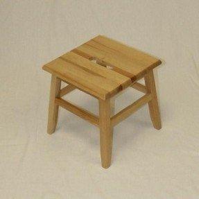 foot stools set of 2 hardwood footstools in natural finish XSYUDGE