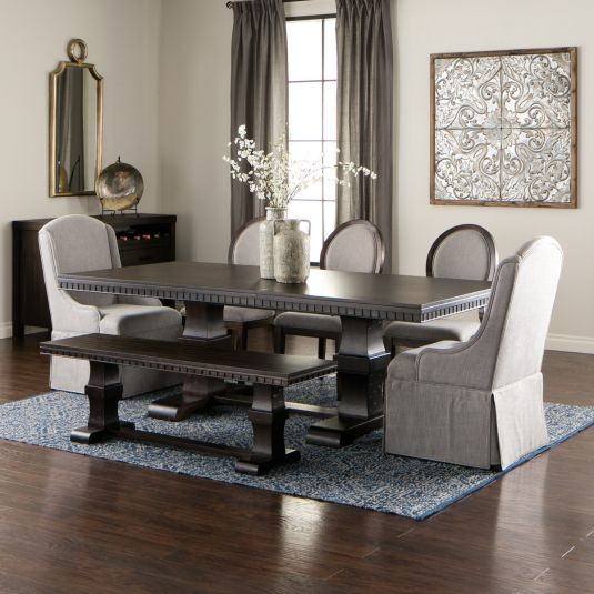 formal u0026 casual dining room furniture sets | jeromeu0027s DLCUWEN