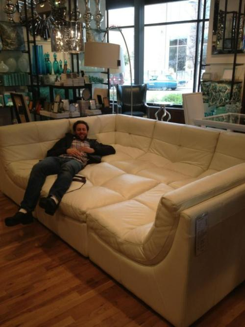 found the ultimate couch bed thing IMRKRSO