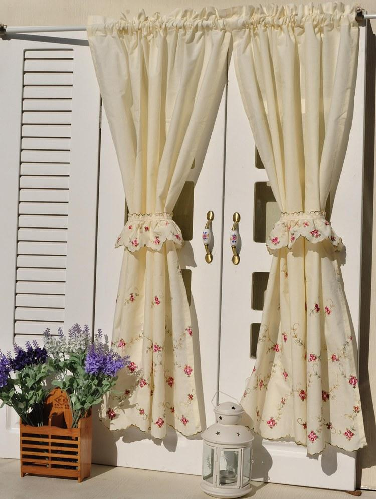 french country kitchen curtains - video and photos ... french country  kitchen ZDIFUYW