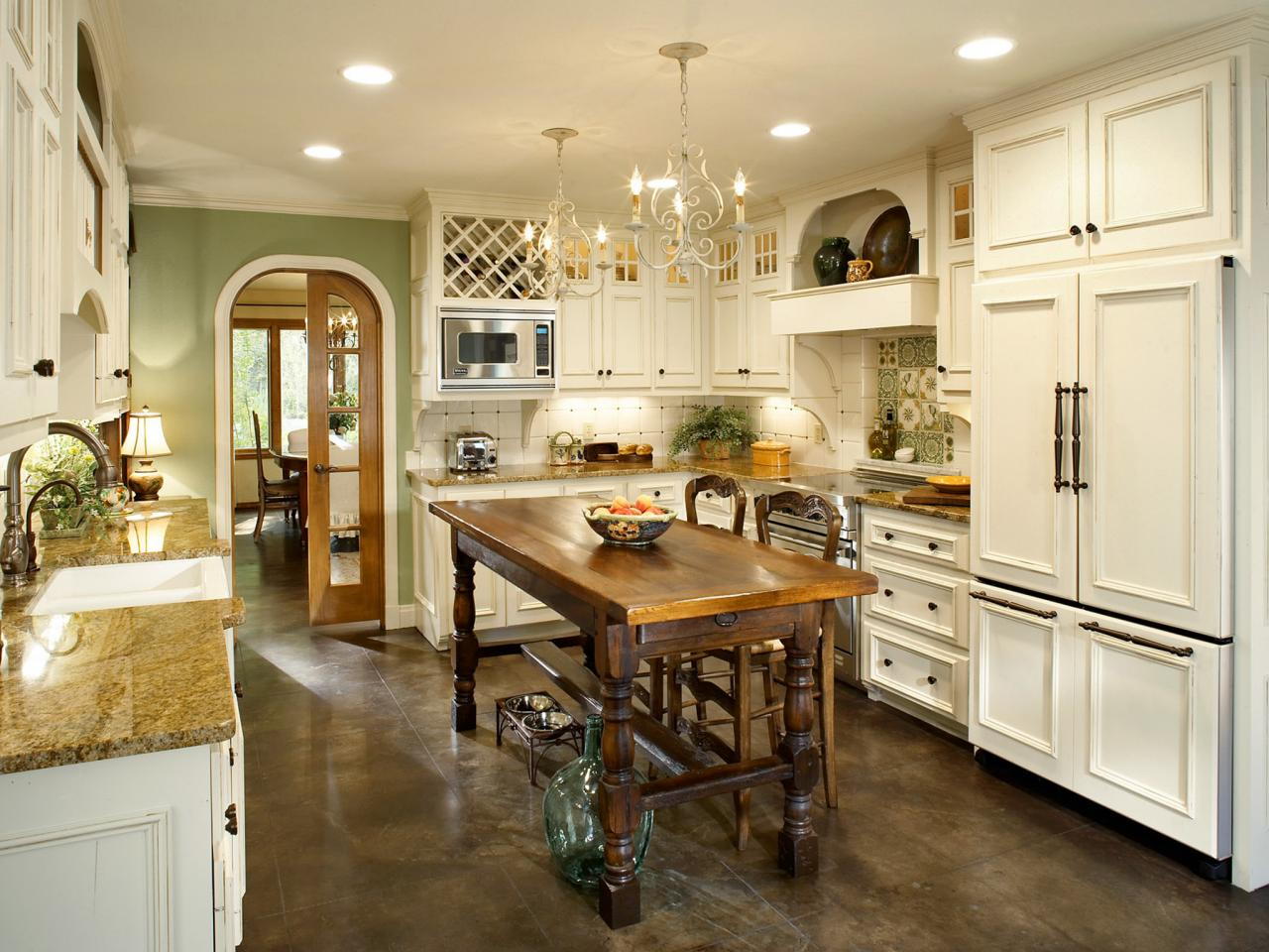 french country kitchen from u002770s disaster to french country masterpiece WGVLATB