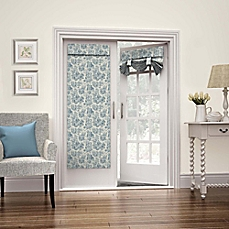 french door curtains image of waverly charmed life 68-inch french door panel WAMOTHW