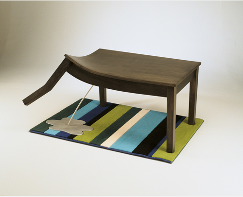 funky furniture bad table, showing imaginative result of the creative process HHJUFPC