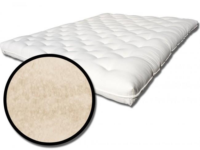 futon mattresses teddy wool chemical free mattress QSPZFMI