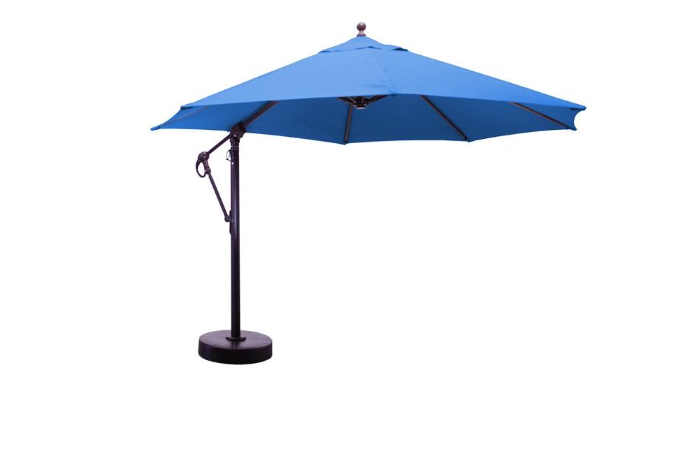 galtech international 887 series 11u0027 cantilever umbrella ZEXPHVD