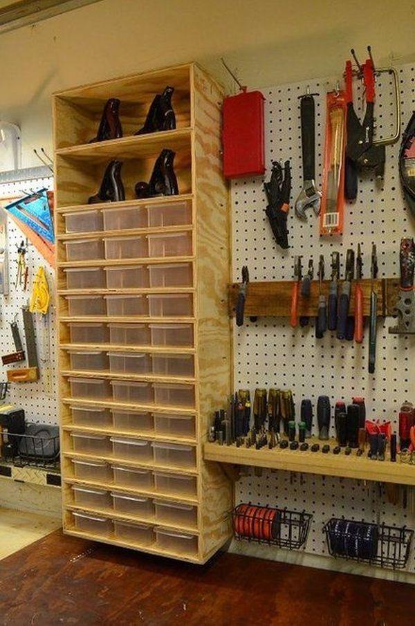 garage organization ideas best 25+ garage storage ideas on pinterest FIMJDIW
