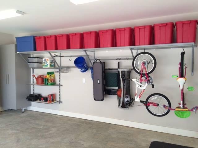 garage organization ideas best 25+ garage storage ideas on pinterest SXBWOZT