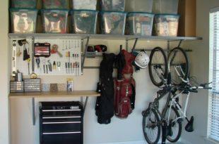 garage organization ideas hang everything - 49 brilliant garage organization tips, ideas and diy  projects NCHSIWG