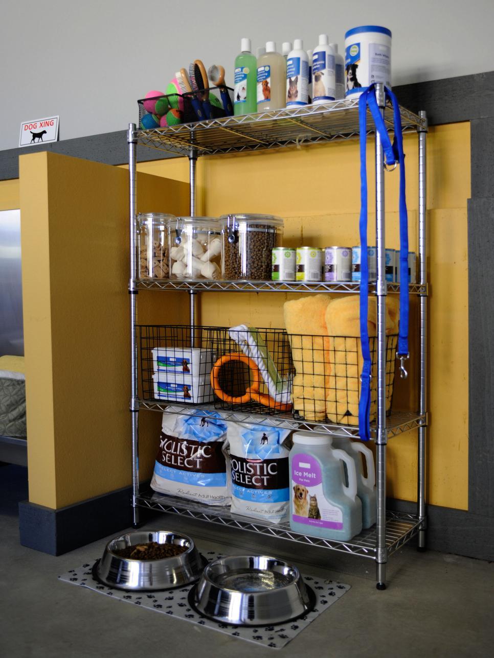 garage organization ideas reuse and repurpose UMRCXHV