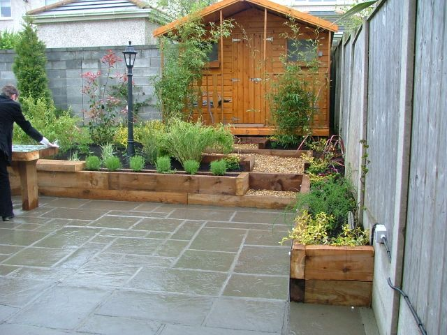 Garden patio ideas for designing your garden