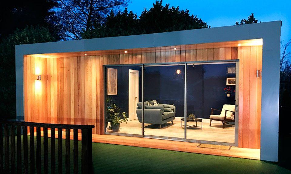 garden rooms ireland - architecturally designed garden rooms YTIKVMX