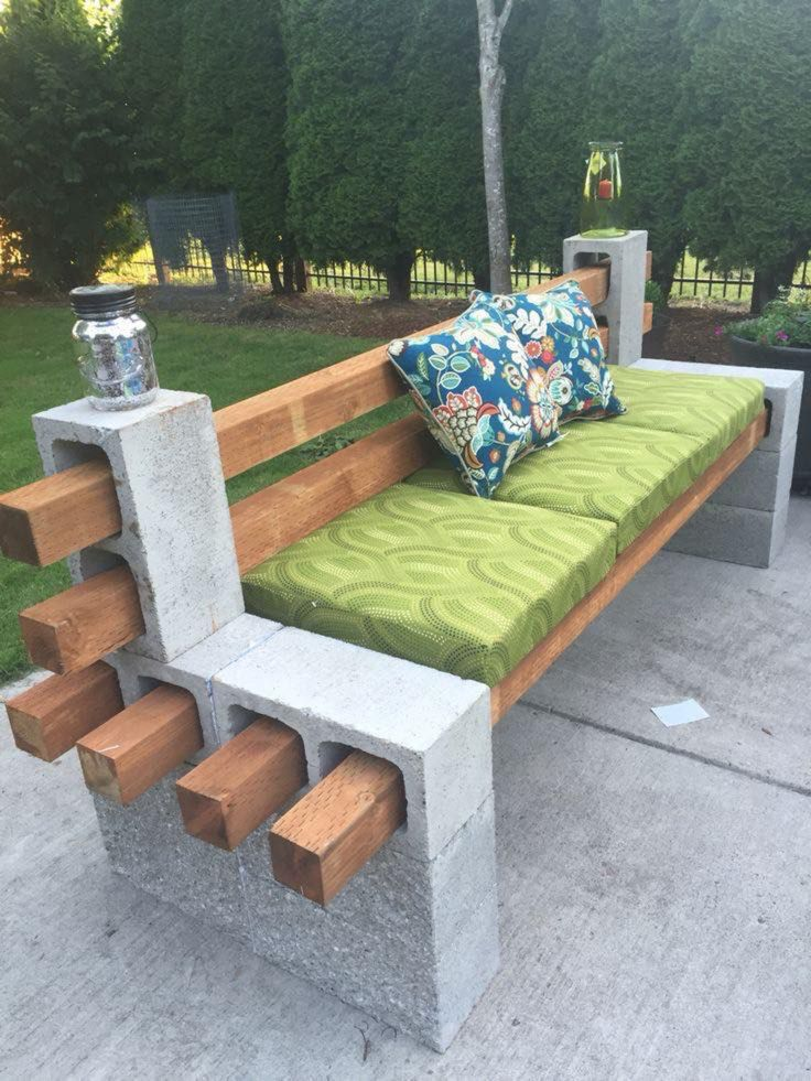 garden seats 13 diy patio furniture ideas that are simple and cheap - page 2 RBKYUAF