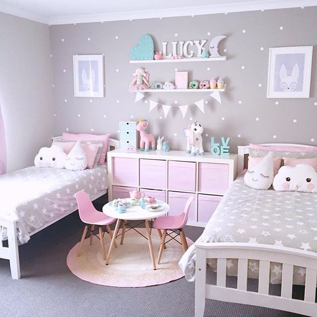 Girl bedroom ideas for creating a perfect room for your little princess