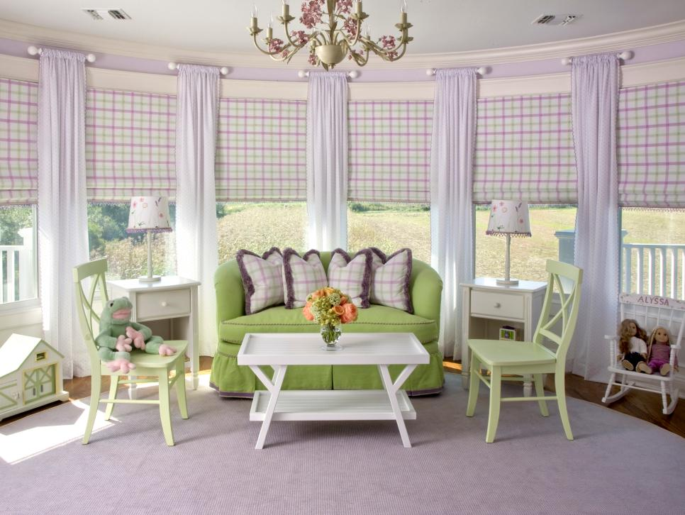 girl bedroom ideas kids bedroom ideas | hgtv ILVHIZJ